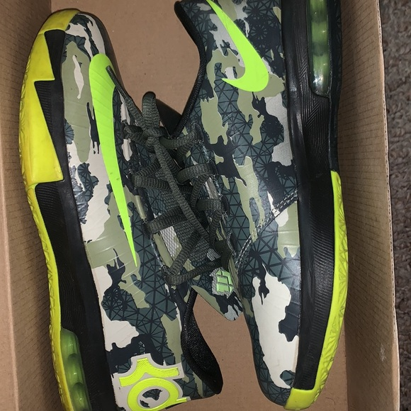 Nike Other - Camo Kd's